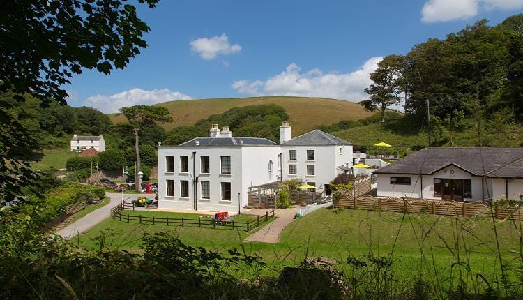 Bovisand Lodge