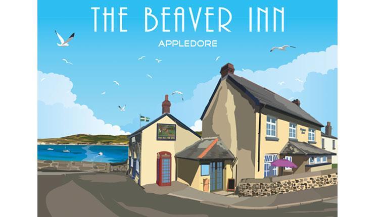 The Beaver Inn, Appledore
