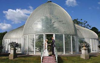 Weddings at Bicton Park