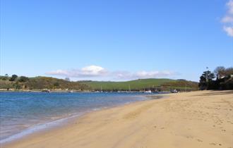 Beach at East Portlemouth