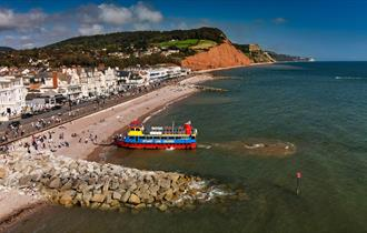 Day trip to Sidmouth
