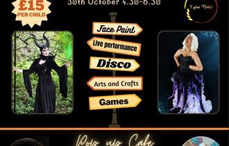 Villain Halloween Disco