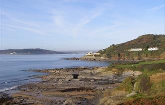 Bovisand Fort and Plymouth Sound