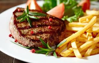 The Captain's Table steak