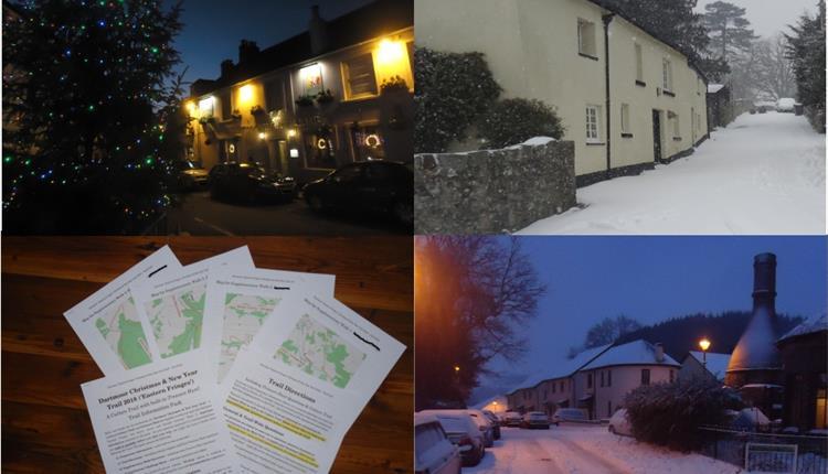Dartmoor Christmas Trail & Treasure Hunt