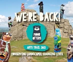 Moor Otter Arts Trail