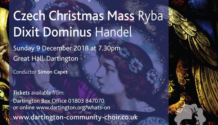 Dartington Community Choir Christmas concert