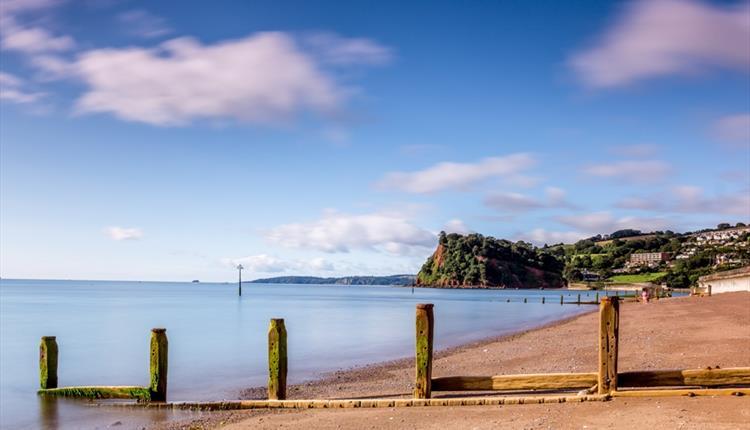 Teignmouth Main Beach