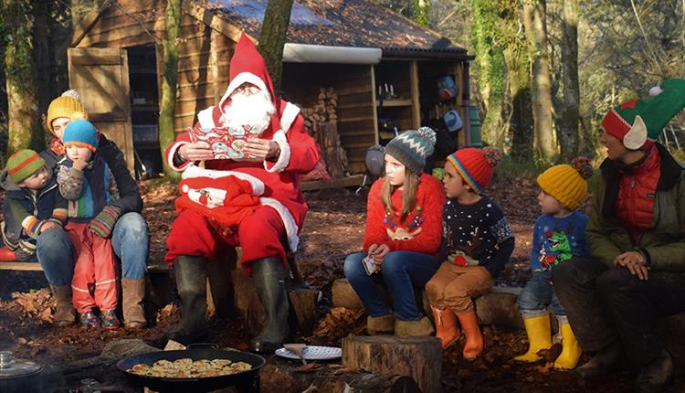 Christmas Family Fun Day with A Touch of the Wild