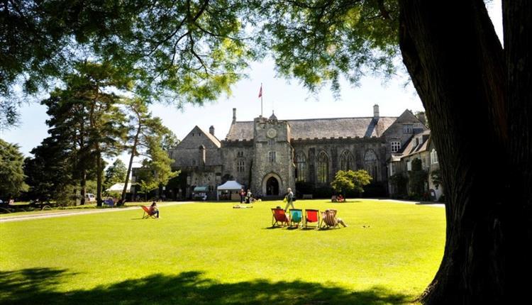 Dartington International Summer School & Festival