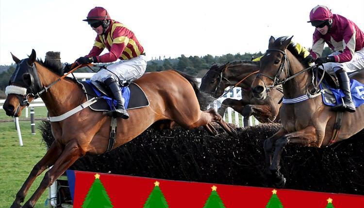 Christmas Raceday