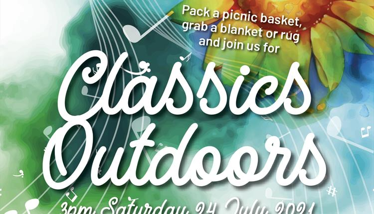 """Exeter Symphony Orchestra """"Classics Outdoors"""""""