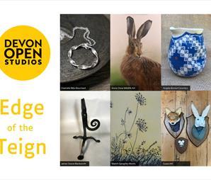 Devon Open Studios- Edge of the Teign