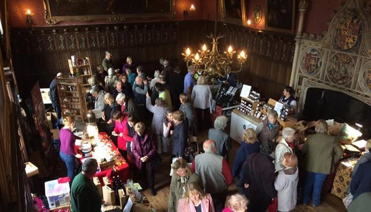 Powderham Castle - Michaelmas Fair