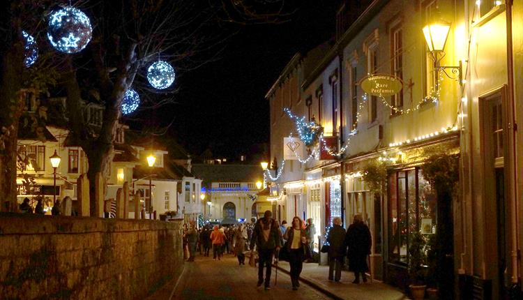 Sidmouth Late Night Shopping