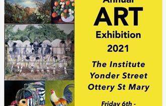 Otter Vale Art Exhibition