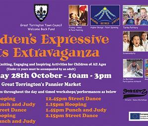 Children's Expressive Arts Extravaganza