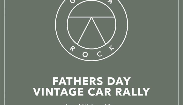 Fathers Day Vintage Car Rally