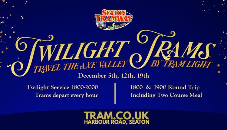 Twilight Trams