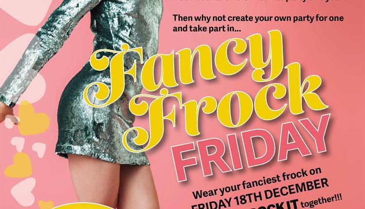 Fancy frock Friday