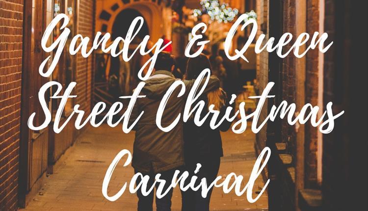 FIVE NIGHTS OF LIGHTS - GANDY & QUEEN STREET CHRISTMAS CARNIVAL