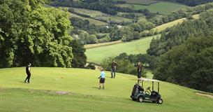 Golf at Highbullen