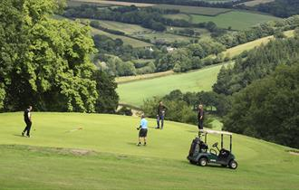Golf at Highbullen