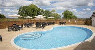 Highbullen swimming pool