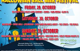 Halloween Ball Beer Festival