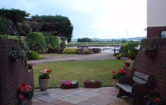 Topsham Open Gardens Halyards