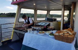 Summer BBQ Cruise