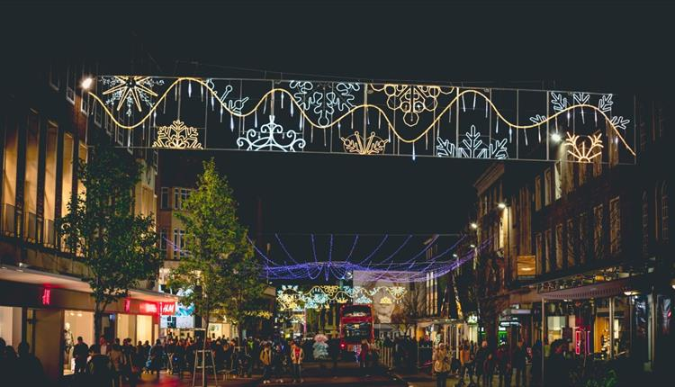 Exeter Christmas Lights Switch On 2019
