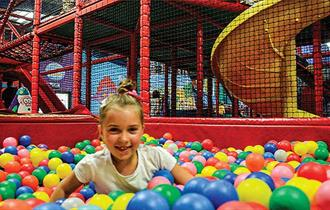 soft play at Bicton Park