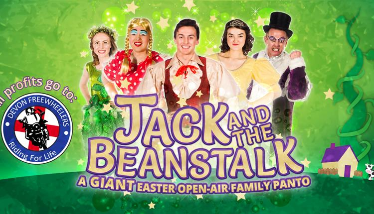 Jack and the Beanstalk: The Giant Easter Open-Air Family Panto