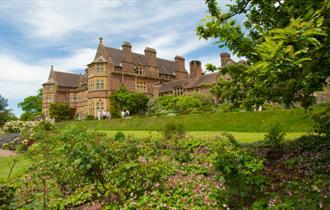 National Trust - Knightshayes