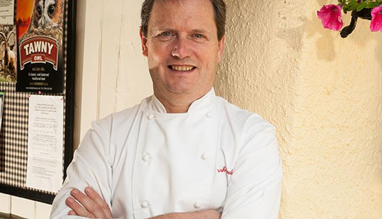 The World of The Michelin Star Chef: Talk and Demo with Mark Dodson of The Mason's Arms