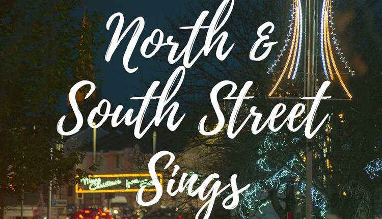 FIVE NIGHTS OF LIGHTS - NORTH AND SOUTH STREET SINGS