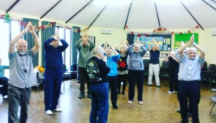 Move and Dance for people with Parkinsons & carers