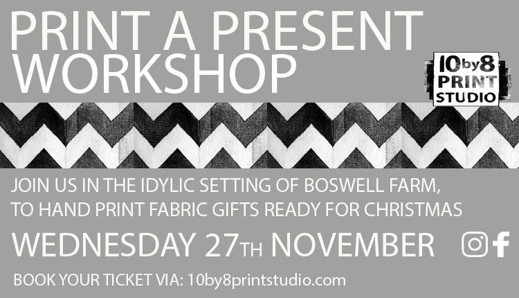 Print a present workshop