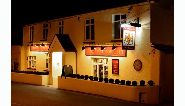 The Poltimore Inn