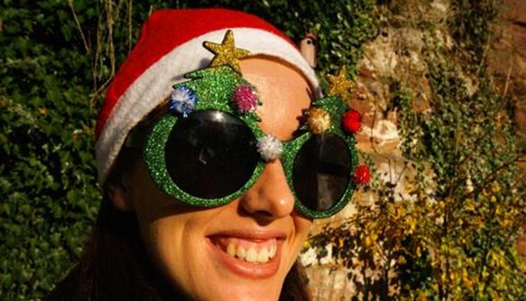 Exeter - Christmas 'take a wild guess' quiz