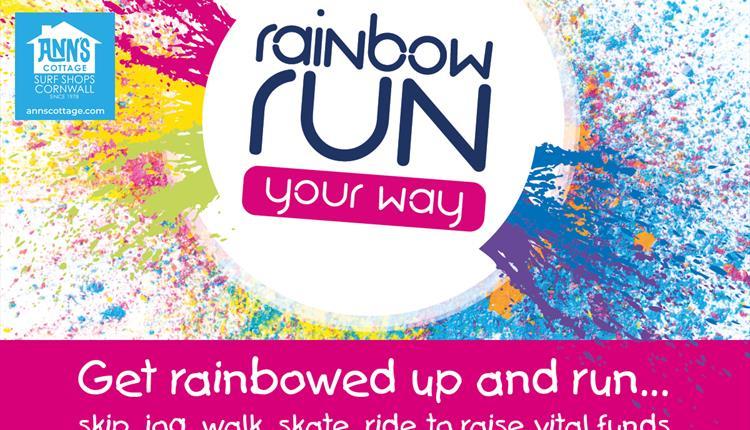 Rainbow Run 2021 - Your Way