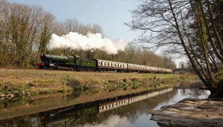 South Devon Railway - Mince Pie Specials