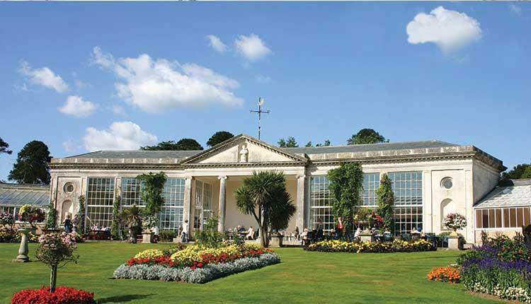 Orangery, Bicton Gardens