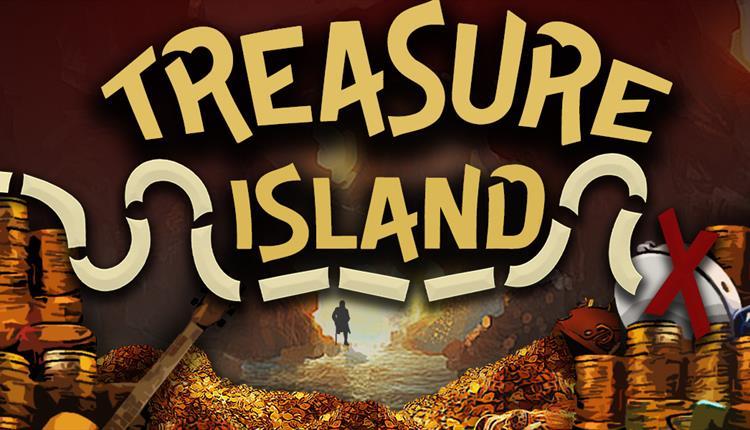 Treasure Island: A Pop-Up Panto