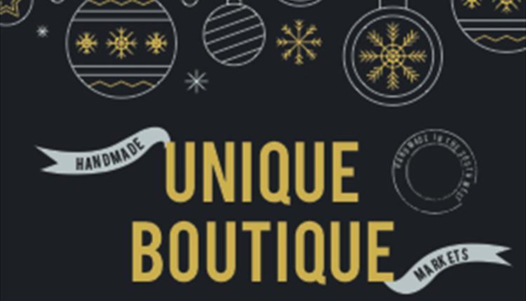 Unique Boutique Contemporary Craft market