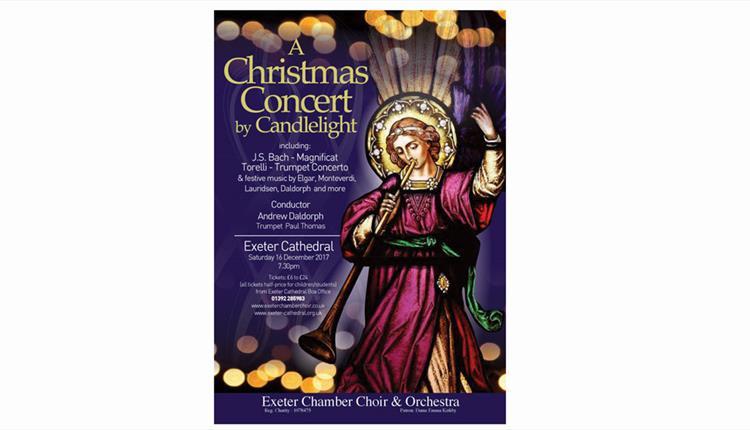 Exeter Chamber Choir Candlelight Concert
