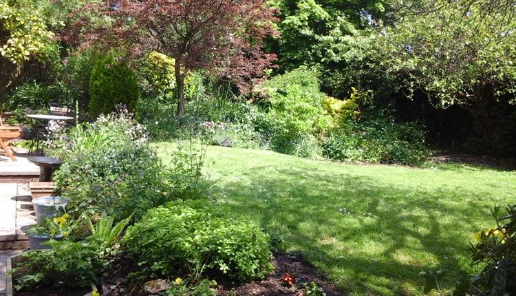 Thorverton Open Gardens West Barton