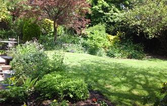 Thorverton Open Gardens West Barton