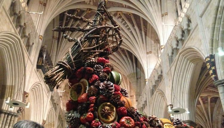 Exeter Cathedral - Winter Fair